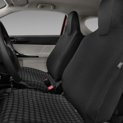 Scion iQ Katzkin Leather Seat Upholstery, 2012, 2013