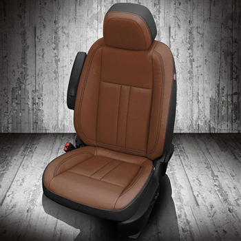 BUICK ENCORE BASE / CONVENIENCE Katzkin Leather Seat Upholstery, 2013, 2014, 2015, 2016, 2017