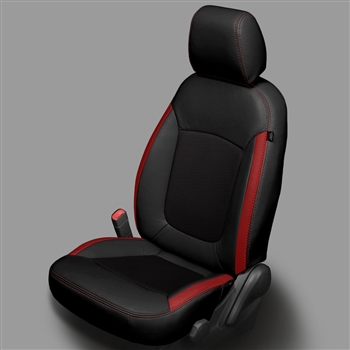 Chevrolet Spark Katzkin Leather Seat Upholstery, 2013, 2014, 2015