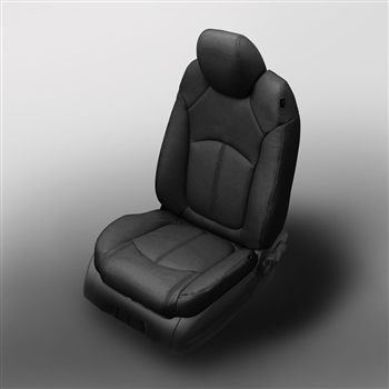 Chevrolet Traverse LT Katzkin Leather Seat Upholstery, 2013, 2014