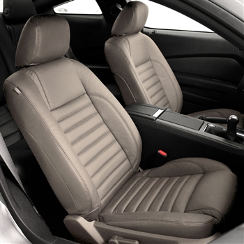 2013, 2014 Ford Mustang Convertible V6 / GT Katzkin Leather Upholstery