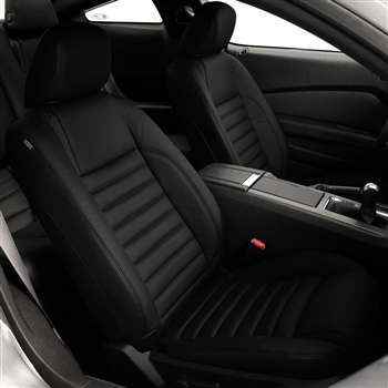 2013, 2014 Ford Mustang Coupe V6 / GT Katzkin Leather Upholstery