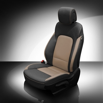 Hyundai Santa Fe GLS Katzkin Leather Seat Upholstery, 2013, 2014, 2015, 2016, 2017, 2018 (with third row seating)