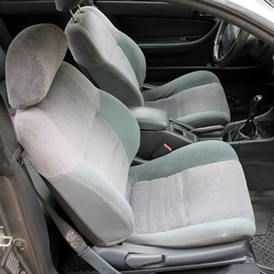 1990, 1991, 1992, 1993 TOYOTA CELICA GT COUPE Katzkin Leather Upholstery
