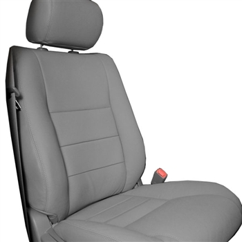 Toyota 4Runner BASE Katzkin Leather Seat Upholstery, 1990, 1991, 1992, 1993, 1994, 1995