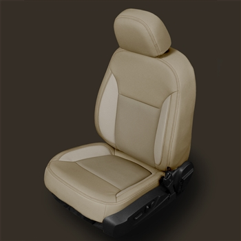 Chevrolet Malibu LT / ECO Katzkin Leather Seat Upholstery, 2014, 2015, 2016