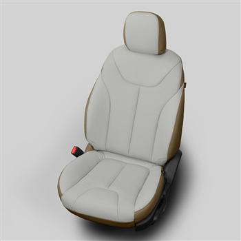 DODGE DART SE / AERO Katzkin Leather Seat Upholstery, 2014, 2015, 2016