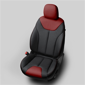 DODGE DART SXT Katzkin Leather Seat Upholstery, 2014, 2015, 2016
