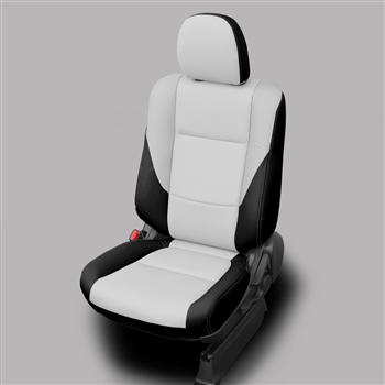 Mitsubishi Outlander ES / SE / GT Katzkin Leather Seat Upholstery, 2014, 2015, 2016, 2017, 2018 (with third row seating)
