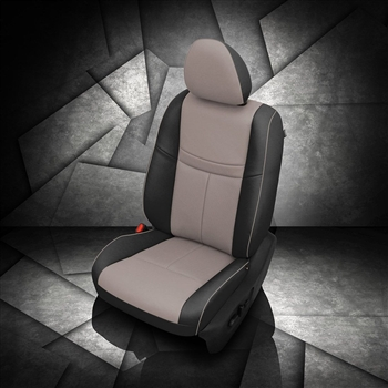 Nissan Rogue S / SV Katzkin Leather Seat Upholstery, 2014, 2015, 2016, 2017, 2018