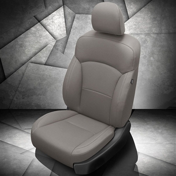 SUBARU FORESTER 2.5i PREMIUM Katzkin Leather Seat Upholstery, 2014, 2015, 2016, 2017, 2018 (electric driver seat)