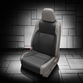 Toyota Highlander LE Katzkin Leather Seat Upholstery (manual driver seat), 2014, 2015, 2016, 2017, 2018