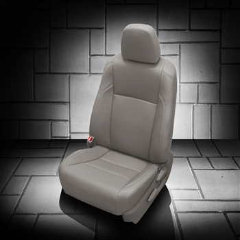 Toyota Highlander LE PLUS Katzkin Leather Seat Upholstery (electric driver seat), 2014, 2015, 2016, 2017