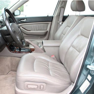ACURA LEGEND 4 Door BASE Katzkin Leather  Seat Upholstery, 1991, 1992, 1993, 1994, 1995