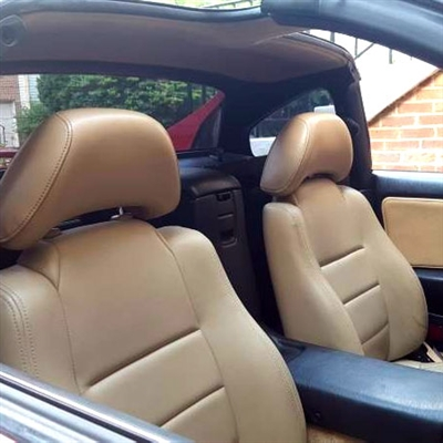 1991, 1992, 1993, 1994 TOYOTA MR2 Katzkin Leather Upholstery