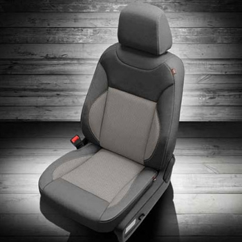 Dodge Charger SE Katzkin Leather Seat Upholstery, 2015, 2016, 2017