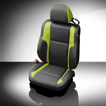 Dodge Charger SXT / RT Katzkin Leather Seat Upholstery, 2015, 2016, 2017