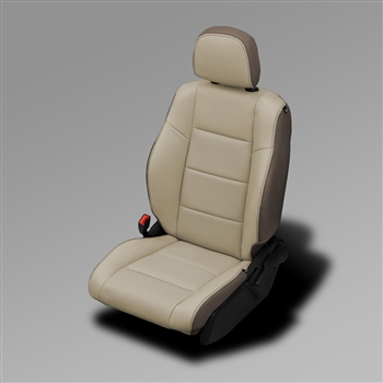 JEEP COMPASS Katzkin Leather Seat Upholstery, 2015, 2016, 2017