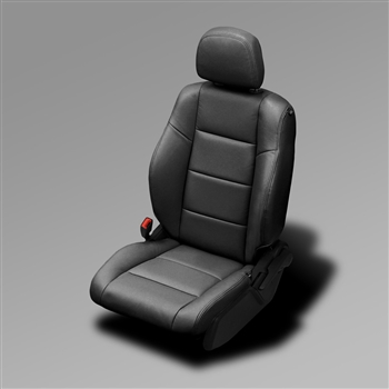 JEEP COMPASS Katzkin Leather Seat Upholstery (reclining rear Seat), 2015, 2016, 2017