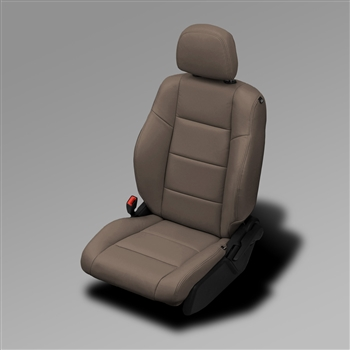 JEEP PATRIOT Katzkin Leather Seat Upholstery (reclining rear seat), 2015, 2016, 2017