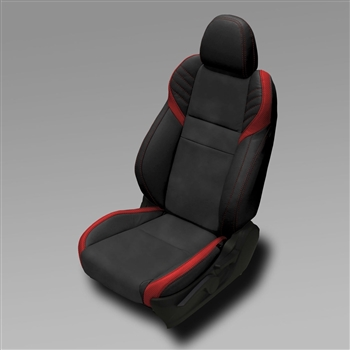 Subaru WRX Base / Limited Sedan Katzkin Leather Seat Upholstery, 2015, 2016, 2017