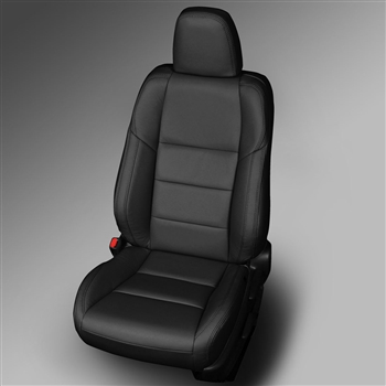 Toyota COROLLA LE / LE PLUS Katzkin Leather Seat Upholstery, 2015, 2016 (US models)