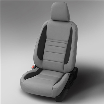 Toyota Camry LE Katzkin Leather Seat Upholstery Covers, 2015, 2016, 2017 (VIN-R)