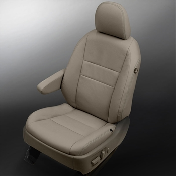 Toyota Sienna L / LE Katzkin Leather Seat Upholstery (7 passenger, manual driver's seat), 2015, 2016, 2017
