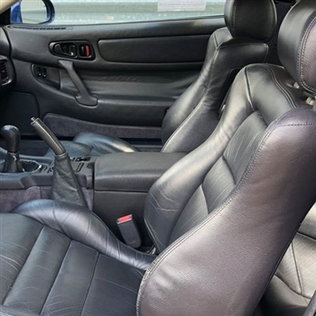 1992, 1993, 1994, 1995, 1996, 1997, 1998, 1999 DODGE STEALTH Katzkin Leather Upholstery