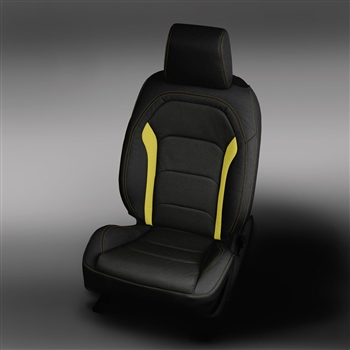CHEVROLET CAMARO COUPE Katzkin Leather Seat Upholstery, 2016, 2017, 2018