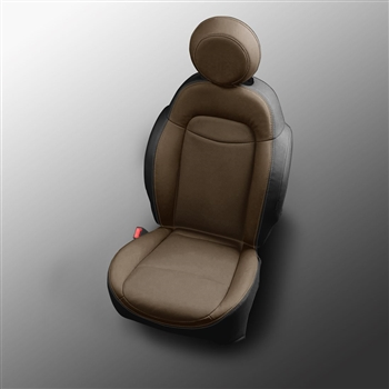 Fiat 500 X Katzkin Leather Seat Upholstery, 2016, 2017 (all models)