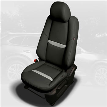 Mazda CX9 Sport Katzkin Leather Seat Upholstery, 2016, 2017