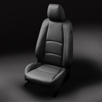 Toyota Yaris iA Sedan Katzkin Leather Seat Upholstery, 2016, 2017, 2018