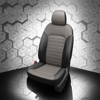 Ford Fusion S / S Hybrid Katzkin Leather Seat Upholstery, 2017