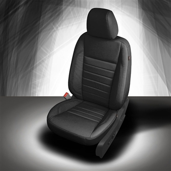 Ford Escape S Katzkin Leather Seat Upholstery, 2017, 2018