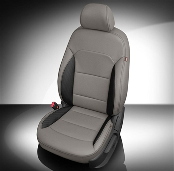 Hyundai Elantra SE / Value Edition / ECO Sedan Katzkin Leather Seat Upholstery, 2017, 2018