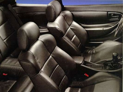 1994, 1995 TOYOTA CELICA GT COUPE Katzkin Leather Upholstery