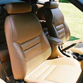 1994, 1995, 1996, 1997, 1998 Ford Mustang GT Convertible Katzkin Leather Upholstery