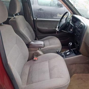 1996, 1997, 1998, 1999, 2000, 2001, 2002 KIA SPORTAGE 4 DOOR Katzkin Leather Upholstery