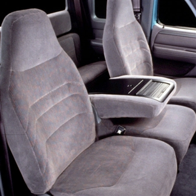 1994, 1995, 1996, 1997, 1998 Ford F250 / F350 Crew Cab Katzkin Leather Upholstery