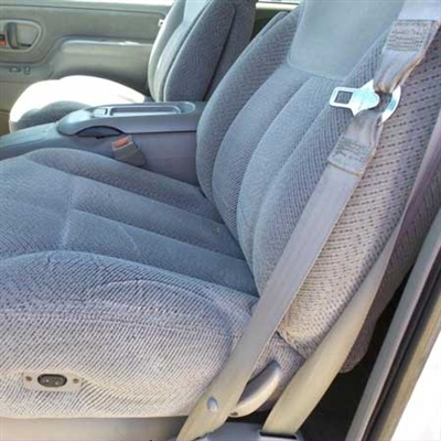 GMC Yukon 2 Door Katzkin Leather Seat Upholstery, 1996, 1996