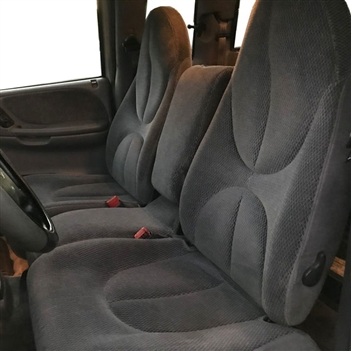 1997, 1998, 1999 Dodge Dakota Extended Cab Katzkin Leather Upholstery