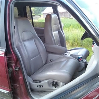 1997 Ford Explorer 2dr Katzkin Leather Upholstery