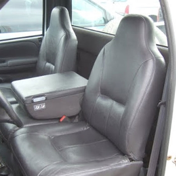 1998, 1999, 2000, 2001 Dodge Ram Regular Cab Katzkin Leather Upholstery