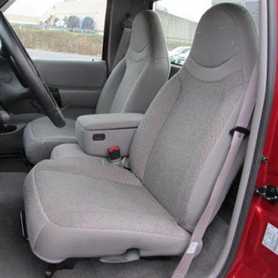 1998, 1999, 2000 FORD RANGER REGULAR CAB Katzkin Leather Upholstery