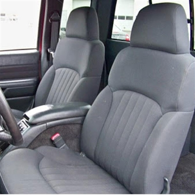 1998, 1999, 2000, 2001, 2002, 2003 Chevrolet S10 REGULAR CAB Katzkin Leather Upholstery