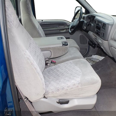 1999, 2000 Ford F250 F350 Crew Cab Katzkin Leather Upholstery