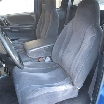 2000 Dodge Dakota QUAD CAB Katzkin Leather Upholstery