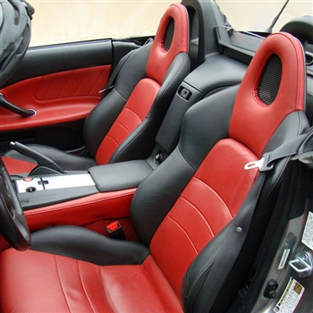 2000, 2001, 2002, 2003, 2004, 2005 Honda S2000 Katzkin Leather Upholstery