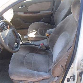 2000 HYUNDAI SONATA BASE Katzkin Leather Upholstery